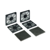 Alternate view 7 for Masscool 90mm ABS Plastic Foam Fan Filter - 2-Pack