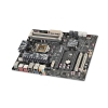 Alternate view 4 for ECS P67H2-A2 Socket H2 Black Deluxe Motherboard