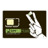 Alternate view 2 for Simple Mobile SIM Card Starter Kit