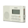 Alternate view 4 for Sangean H-201 AM/FM Clock Radio
