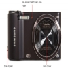 Alternate view 6 for Samsung WB150F 14MP Digital Camera 