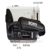 Alternate view 7 for Sony HDRCX210 Handycam HD Camcorder - Silver