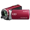 Alternate view 2 for Sony HDRCX210 Handycam HD Camcorder - Red