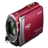 Alternate view 3 for Sony HDRCX210 Handycam HD Camcorder - Red