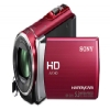 Alternate view 4 for Sony HDRCX210 Handycam HD Camcorder - Red