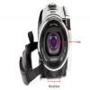 Alternate view 7 for Sony HDR-CX200 Full HD Digital Camcorder