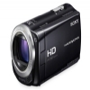 Alternate view 3 for Sony HDR-CX260V/B Handycam HD Digital Camcorder 
