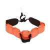 Alternate view 3 for Vivitar Orange Floating Foam Camera  Strap