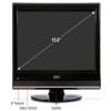 "Alternate view 6 for Seiki SC151FS 15"" Class Widescreen LCD HDTV"
