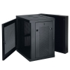 Alternate view 2 for Tripp Lite SmartRack 12U Rack Enclosure Cabinet
