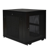 Alternate view 2 for Tripp Lite 12U SmartRack Rack Enclosure Cabinet
