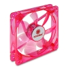 Alternate view 2 for Coolmax CMF-1225-RD 120mm UV LED Cooling Case Fan