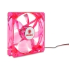 Alternate view 5 for Coolmax CMF-1225-RD 120mm UV LED Cooling Case Fan