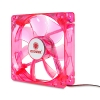 Alternate view 6 for Coolmax CMF-1225-RD 120mm UV LED Cooling Case Fan