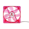 Alternate view 7 for Coolmax CMF-1225-RD 120mm UV LED Cooling Case Fan