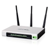 Alternate view 3 for TP-Link 4 Port Wireless N Gigabit Router