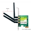 Alternate view 3 for TP-LINK Dual Band Wireless N900 PCI Express Adapte