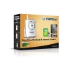 Alternate view 6 for TRENDnet TV-IP110WN Wireless N Internet Camera