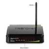 Alternate view 4 for TRENDnet 150Mbps Wireless N Home Router
