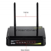 Alternate view 4 for Trendnet 300 Mbps Wireless-N Home Router