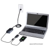 Alternate view 4 for Targus Laptop Charger with USB Fast Charging Port