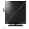 "Alternate view 5 for Toshiba 19"" Class LED HDTV/DVD Combo"