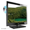 "Alternate view 3 for Toshiba 24"" Class LED HDTV/DVD Combo"