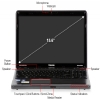 "Alternate view 4 for Toshiba 15.6"" Core i7 640GB HDD Notebook"