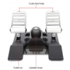 Alternate view 5 for PC PRO FLIGHT COMBAT RUDDER PEDALS