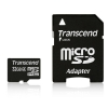 Alternate view 2 for Transcend 32GB Class 4 MicroSDHC Card with Adapter