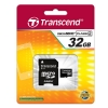 Alternate view 3 for Transcend 32GB Class 4 MicroSDHC Card with Adapter