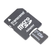 Alternate view 2 for Transcend 2GB microSD Card