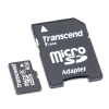 Alternate view 2 for Transcend 4GB Micro SDHC Card