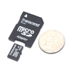 Alternate view 4 for Transcend 4GB Micro SDHC Card