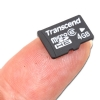 Alternate view 5 for Transcend 4GB Micro SDHC Card