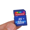 Alternate view 5 for Transcend 32GB Class 6 SDHC Card