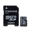 Alternate view 3 for Transcend 8GB MicroSDHC Card