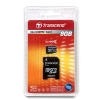 Alternate view 6 for Transcend 8GB MicroSDHC Card