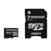 Alternate view 2 for Transcend 16GB Class 4 microSDHC Flash Card