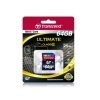 Alternate view 5 for Transcend 64GB SDXC Flash Card
