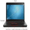 "Alternate view 4 for Lenovo 14"" Core i3 320GB HDD Notebook"