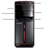 Alternate view 4 for Lenovo IdeaCentre Core i7 Desktop PC REFURB