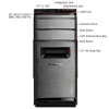 Alternate view 4 for Lenovo K430 Core i5, 12GB, 2TB HDD Desktop PC