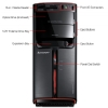 Alternate view 3 for Lenovo K330B Intel Core i5, 8GB RAM, 1TB HDD