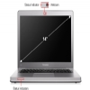 "Alternate view 7 for Lenovo IdeaPad U400 14"" Gray Notebook REFURB"