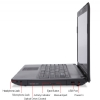 "Alternate view 7 for Lenovo Essentials G570 15.6"" Black Notebook REFURB"