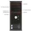 Alternate view 5 for Dell Optiplex 755 Desktop PC (Off-Lease)