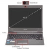 "Alternate view 5 for Toshiba Portege 13.3"" Core i5 128GB SSD Notebook"