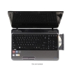 "Alternate view 7 for Toshiba Satellite L655D-S5164 15.6"" Gray No REFURB"