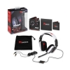 Alternate view 3 for Thermaltake Tt eSports White Shock Gaming Headset
